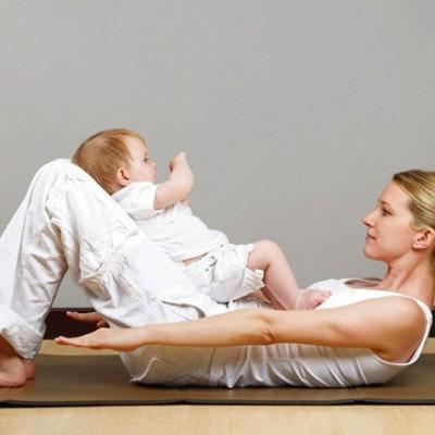 фитнес мама и малыш2